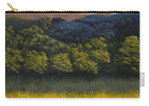 California Foothills Carry-all Pouch