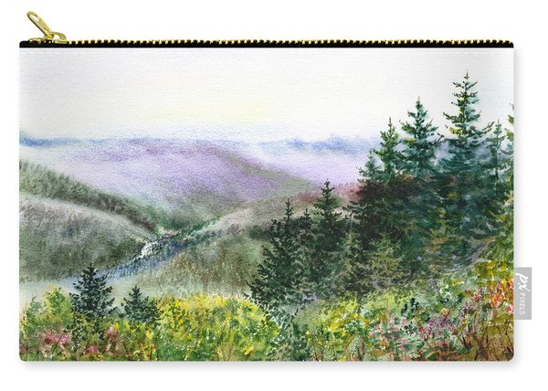 Redwood Creek National Park Carry-all Pouch