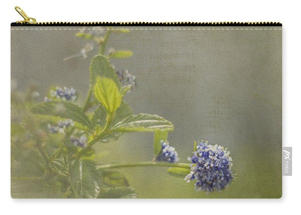California Lilac Carry-all Pouch