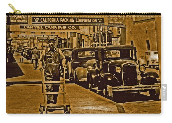 California Packing Corporation Carry-all Pouch