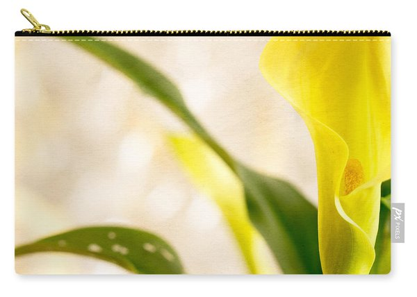 Calla Lily Two Carry-all Pouch