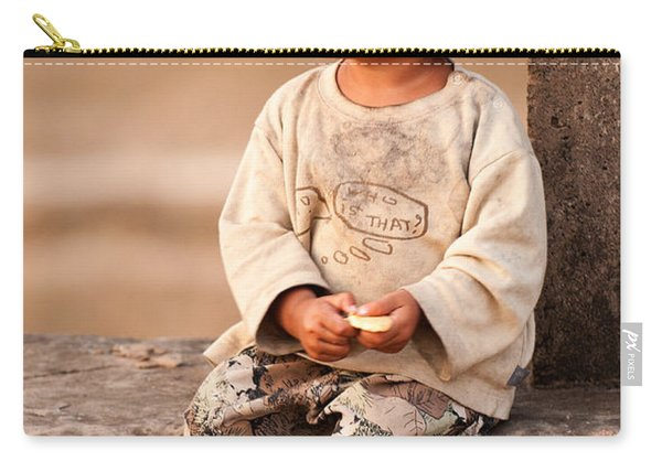 Cambodian Girl 02 Carry-all Pouch