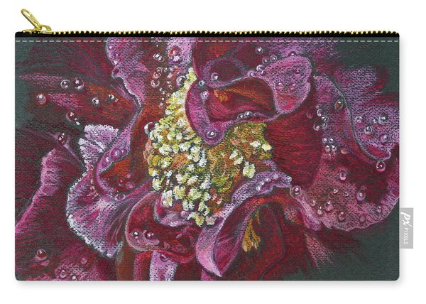 Camellia Rain Carry-all Pouch