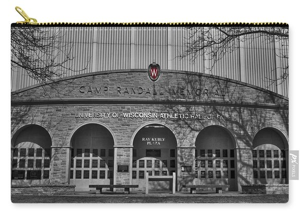Camp Randall - Madison Carry-all Pouch