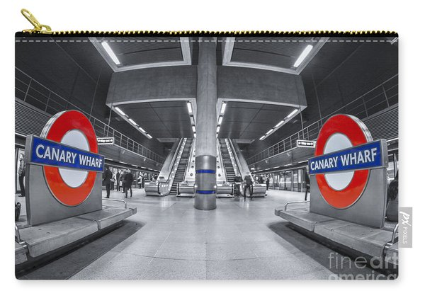 Canary Wharf Carry-all Pouch