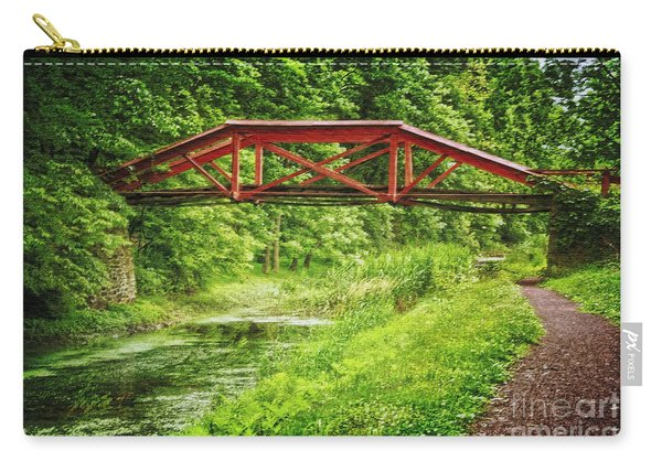 Canal Bridge Carry-all Pouch
