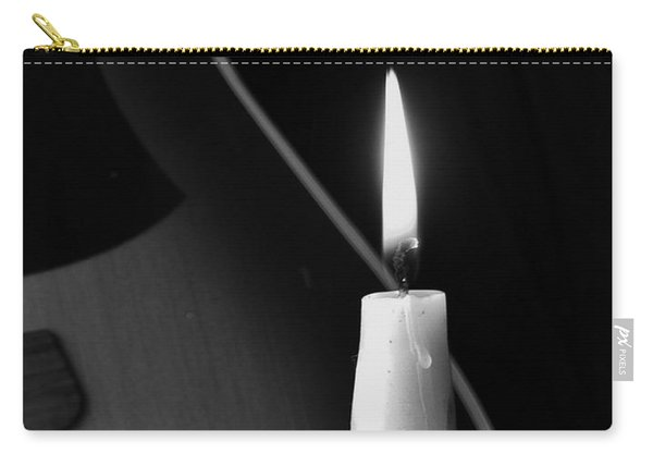 Candle Light Serenade Carry-all Pouch