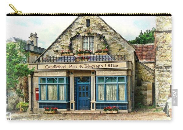 Candleford Post Office Carry-all Pouch