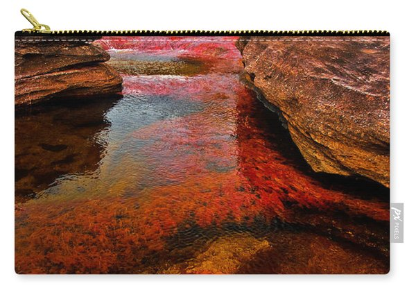 Cano Cristales Carry-all Pouch