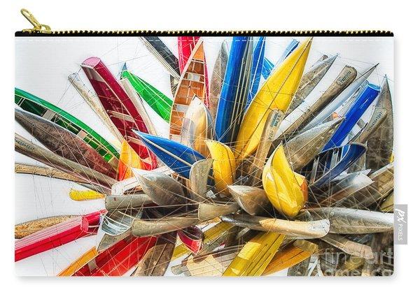 Canoe Art II Carry-all Pouch