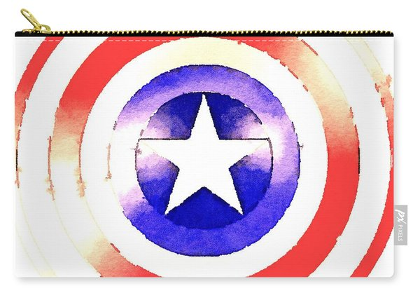 Cap Am Shield Carry-all Pouch