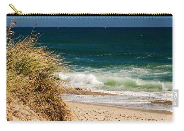 Cape Cod Massachusetts Beach Carry-all Pouch