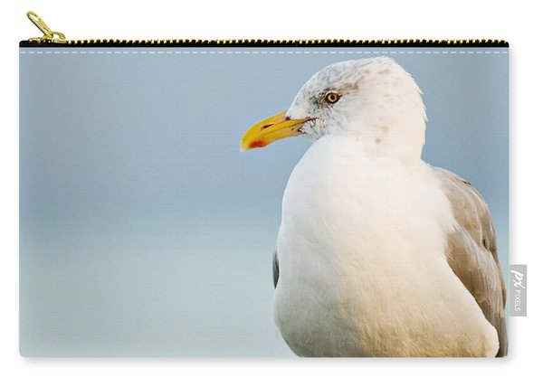 Cape Cod Seagull Carry-all Pouch