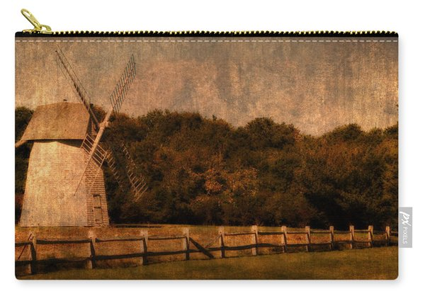 Cape Cod Windmill Carry-all Pouch