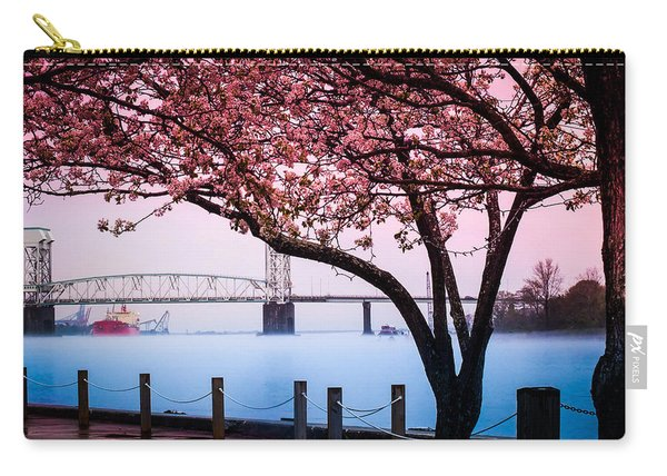 Cape Fear Of Wilmington Carry-all Pouch