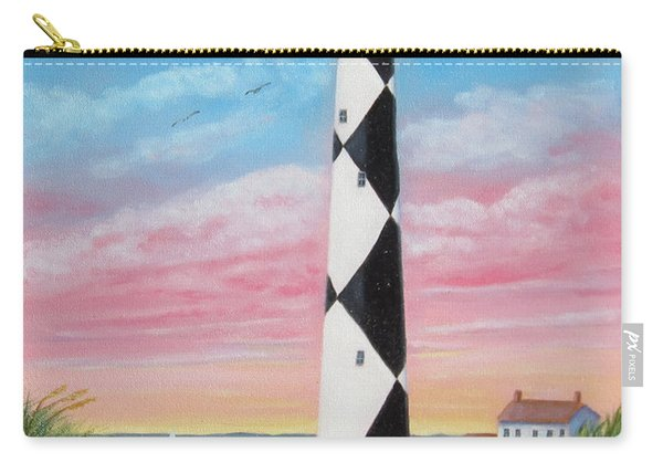 Cape Lookout Sunset Carry-all Pouch