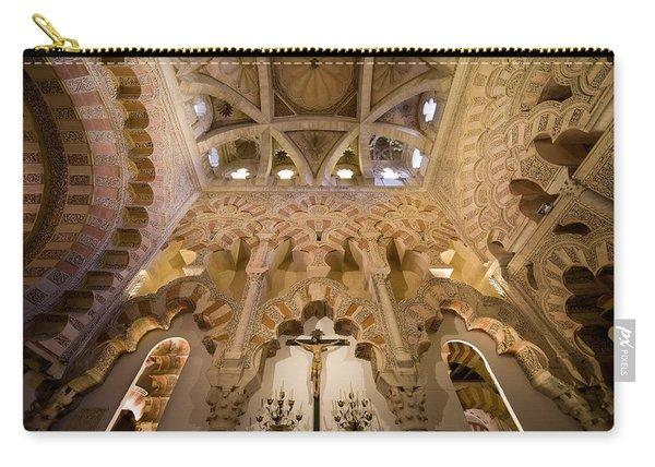 Capilla De Villaviciosa In The Great Mosque Of Cordoba Carry-all Pouch