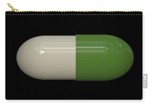 Capsule Pop Art Carry-all Pouch