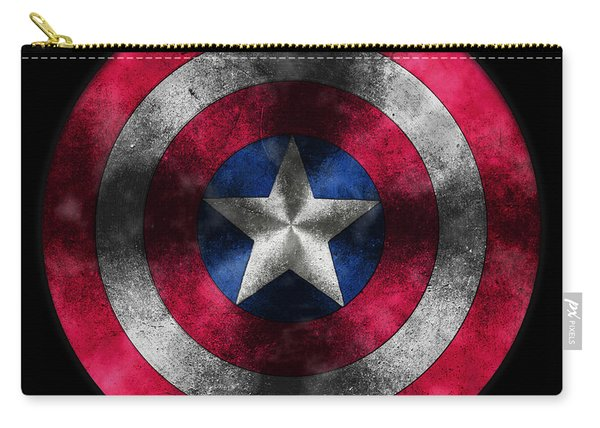 Captain America Shield Carry-all Pouch