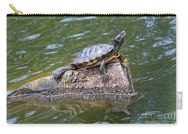 Captain Turtle Carry-all Pouch