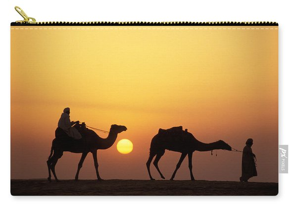 Caravan Morocco Carry-all Pouch
