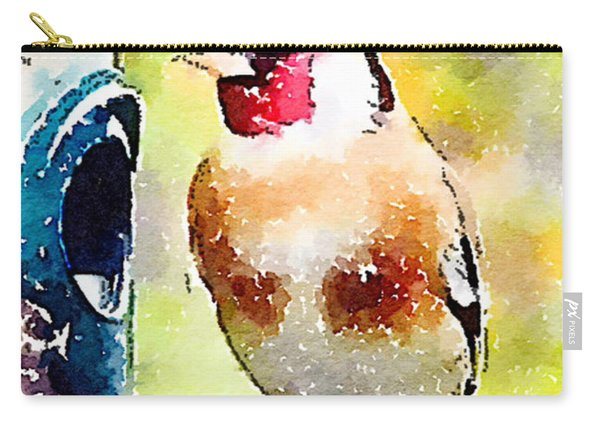 Carduelis Carduelis 'waterfinch' Carry-all Pouch