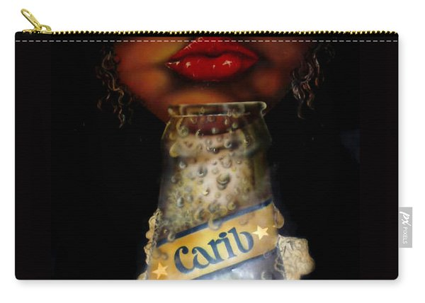 Carib Beer Carry-all Pouch