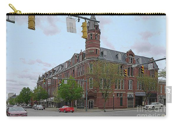Carlisle Building -  A Chillicothe Landmark Carry-all Pouch