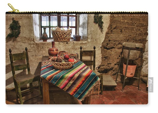 Carmel Mission 7 Carry-all Pouch