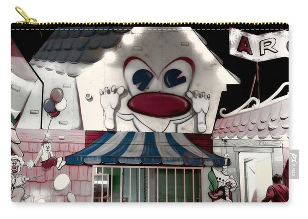 Carnival Fun House Carry-all Pouch