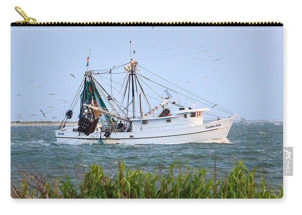 Carolina Girls Shrimp Boat Carry-all Pouch