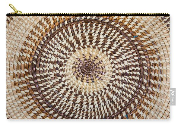 Carolina Sweetgrass Carry-all Pouch