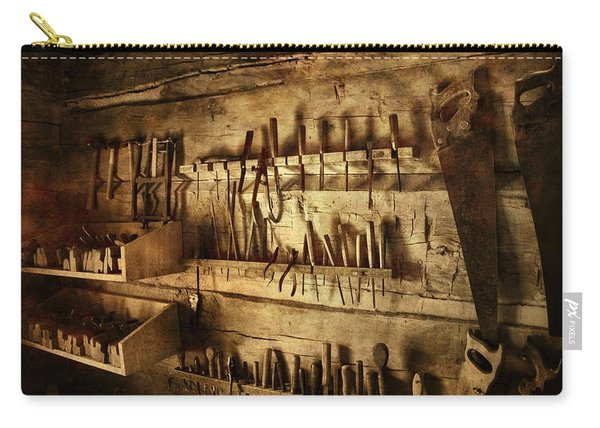 Carpenter's Workroom Carry-all Pouch