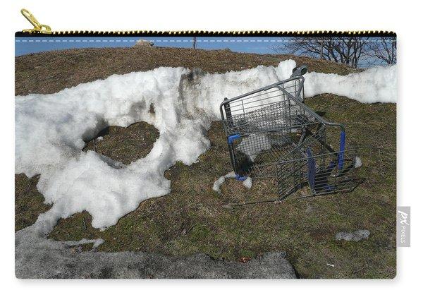 Cart Art No. 19 Carry-all Pouch