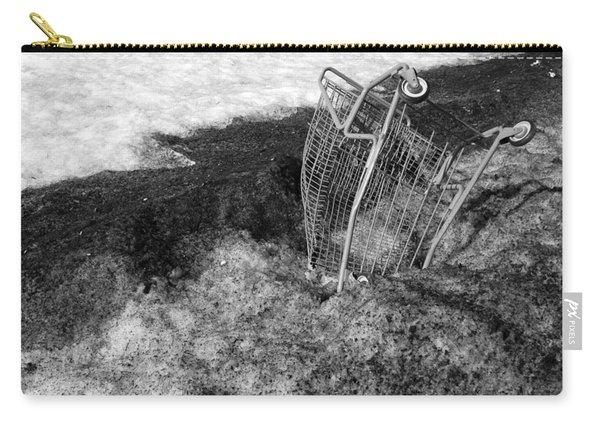 Cart Art No. 9 Carry-all Pouch