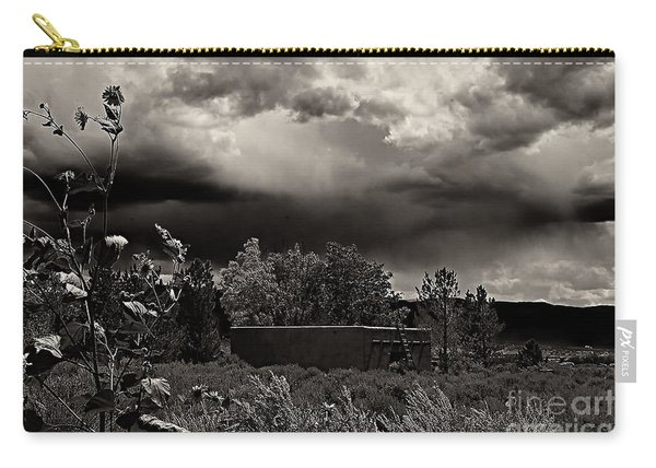 Casita In A Storm Carry-all Pouch