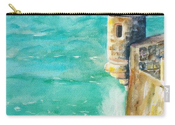 Castillo De San Cristobal Ocean Sentry  Carry-all Pouch