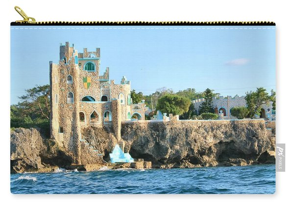Castle At Sea2 Carry-all Pouch