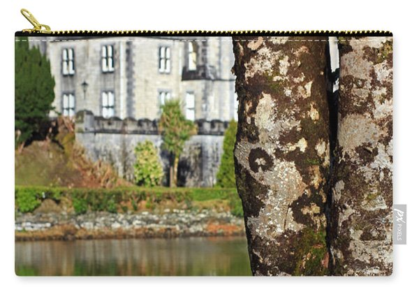 Castle Behind The Trees Carry-all Pouch