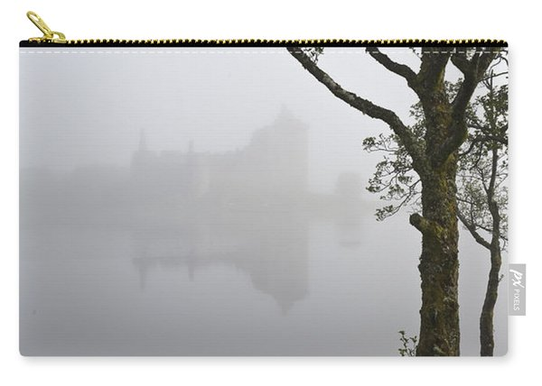 Castle Kilchurn Tree Carry-all Pouch