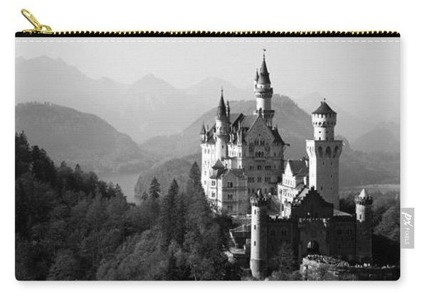 Castle On A Hill, Neuschwanstein Carry-all Pouch
