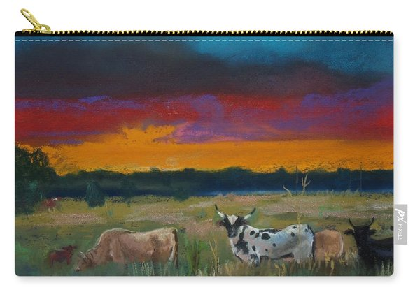 Cattle's Cadence Carry-all Pouch