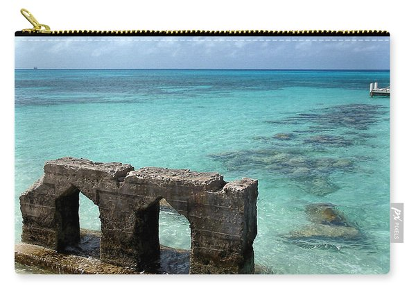 Causeways Ancient And Modern Carry-all Pouch