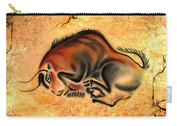 Cave Painting Carry-all Pouch
