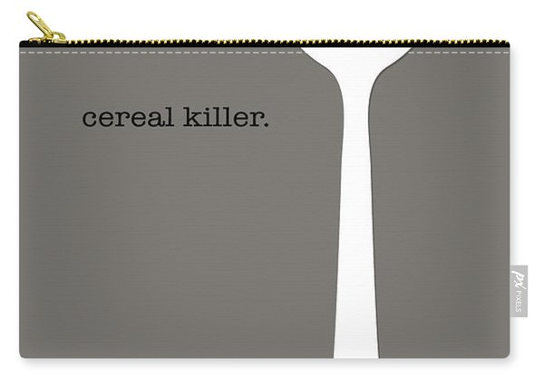 Cereal Killer Carry-all Pouch