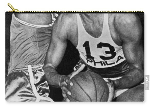 Chamberlain Versus Russell Carry-all Pouch