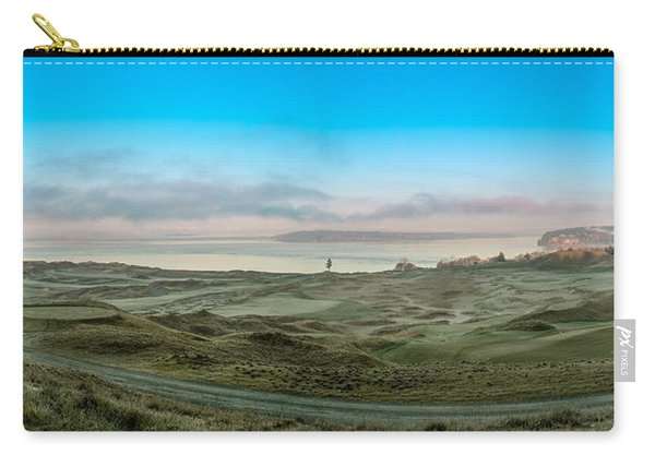 Chambers Bay Panorama Carry-all Pouch