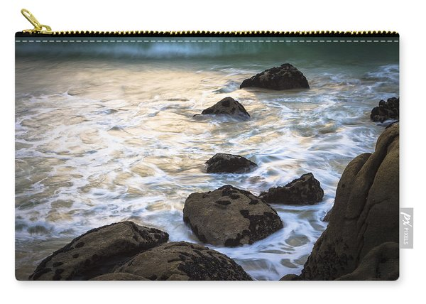 Chanteiro Beach Galicia Spain Carry-all Pouch