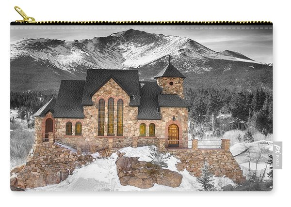 Chapel On The Rock Bwsc Carry-all Pouch