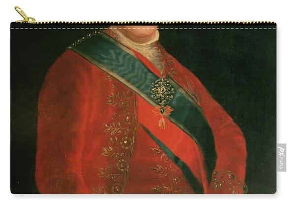 Charles Iv Carry-all Pouch